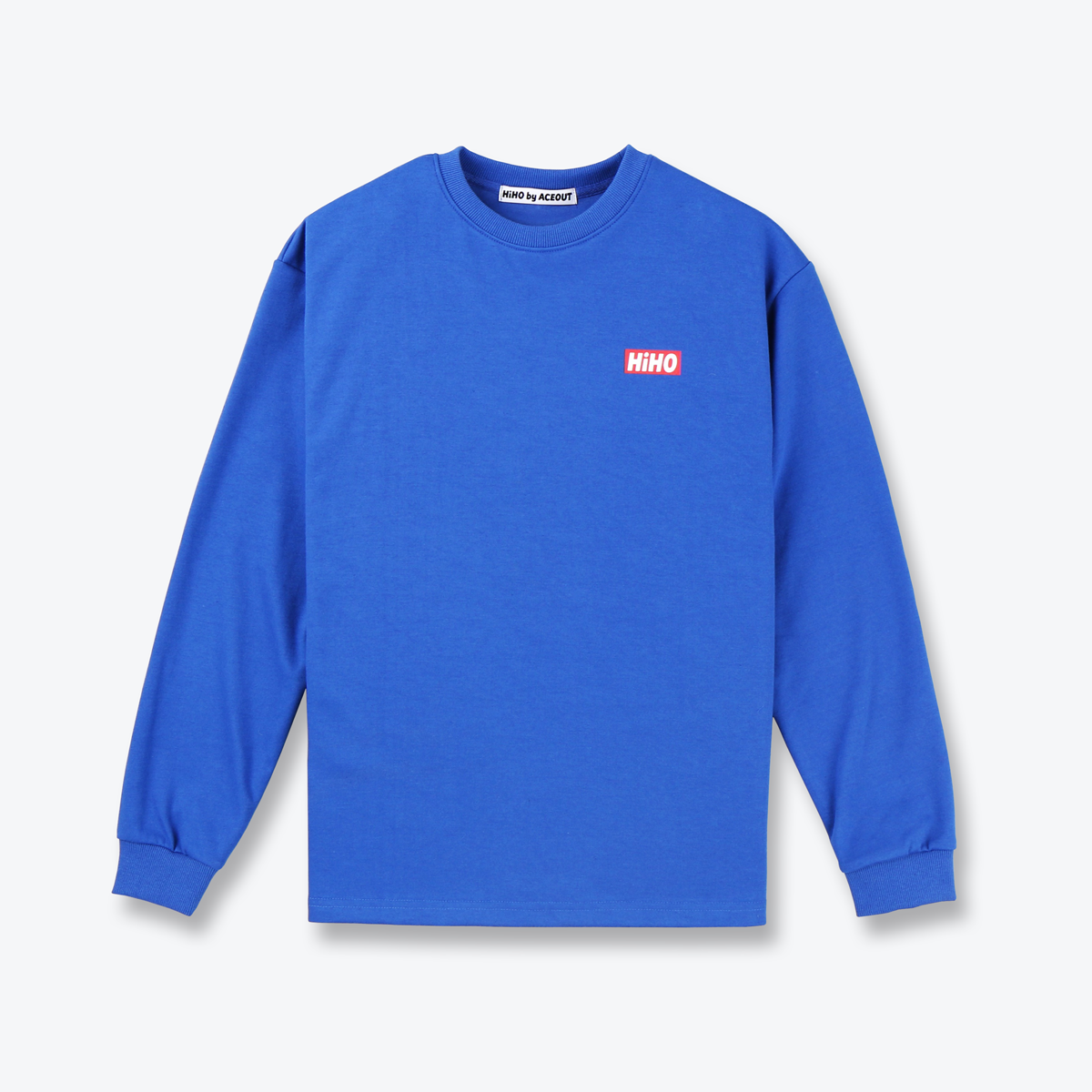 HiHO LONG SLEEVE_blue