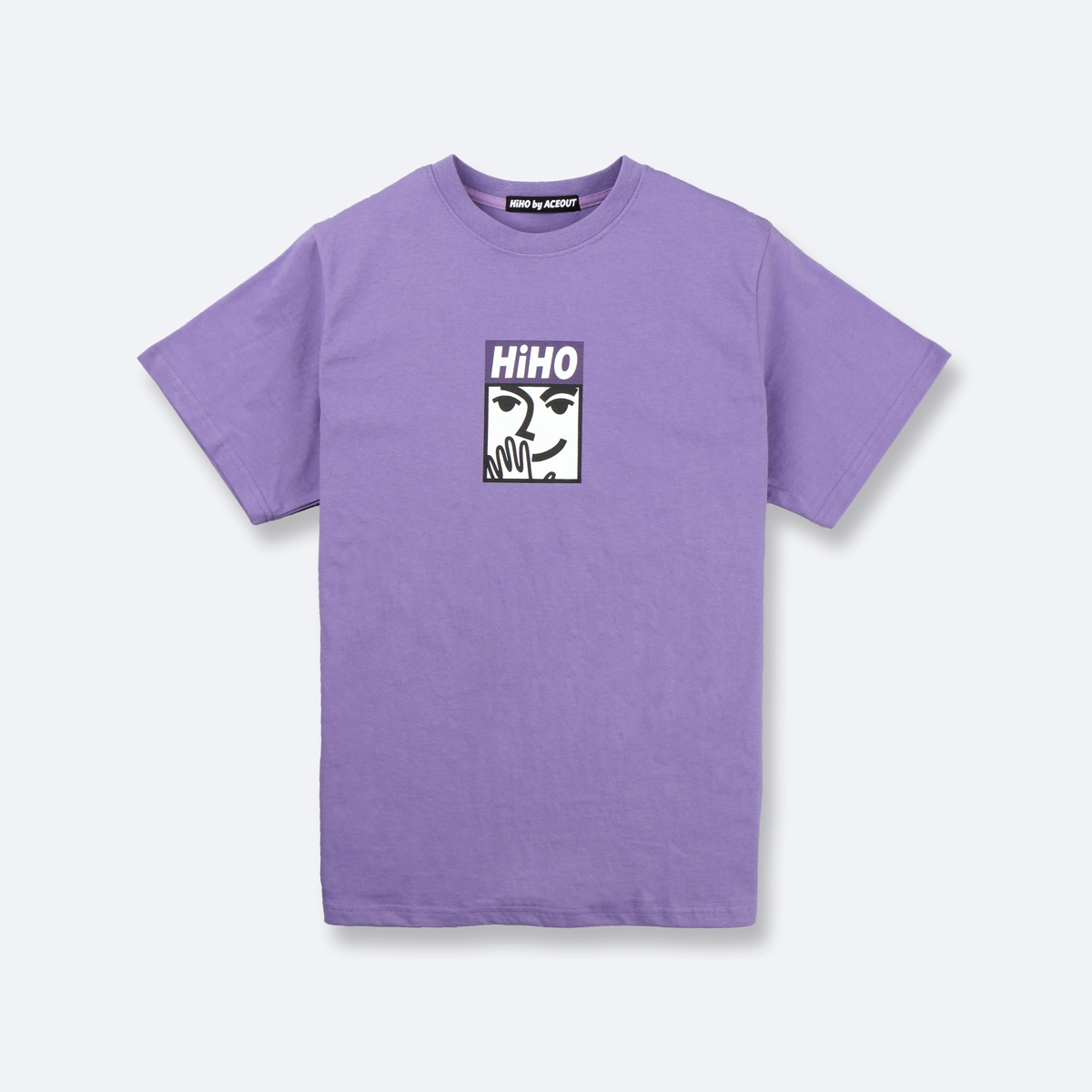 SIGNATURE TEE_purple