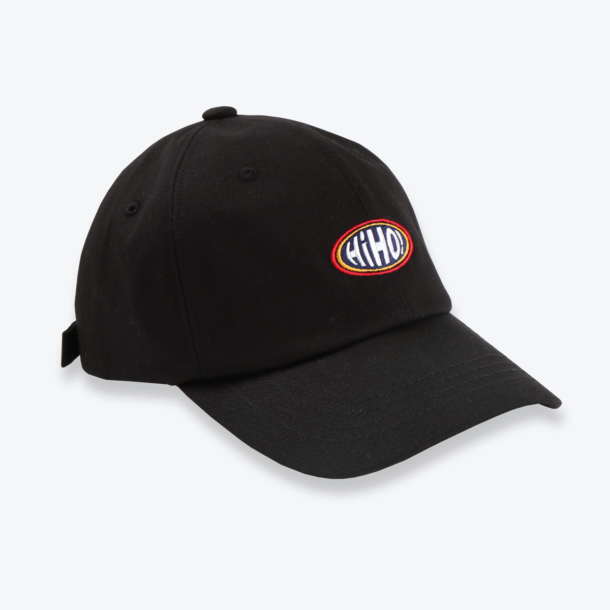 HiHO BALL CAP_black