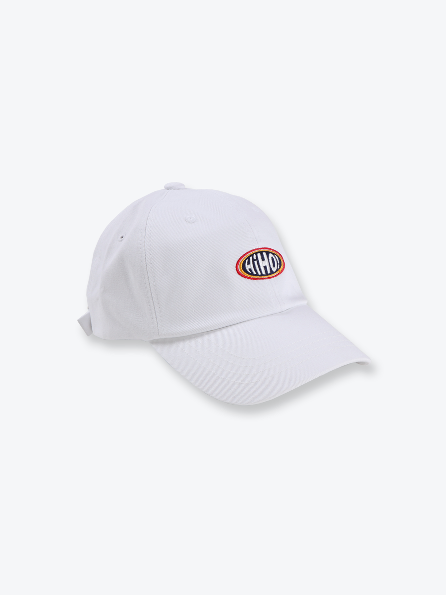 HiHO BALL CAP_white