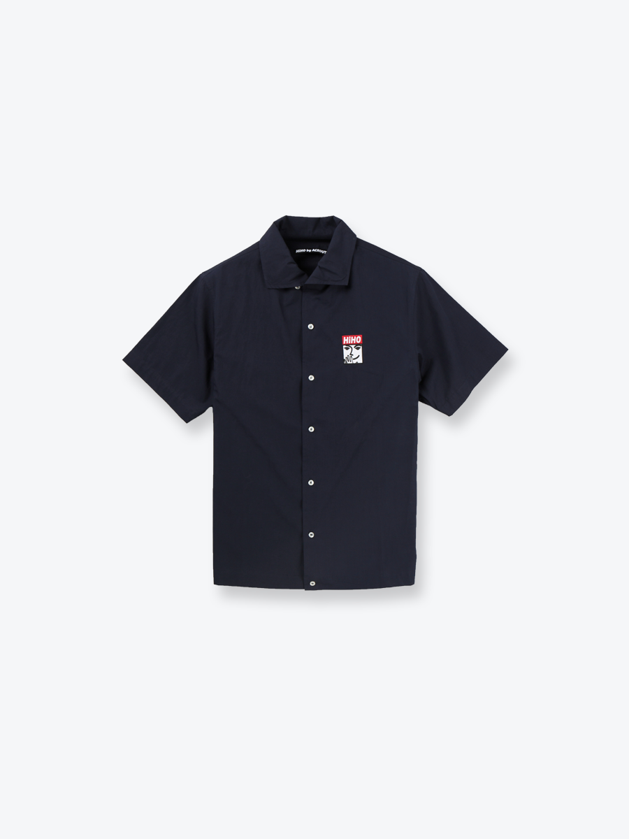 SIGNATURE SHIRTS_navy