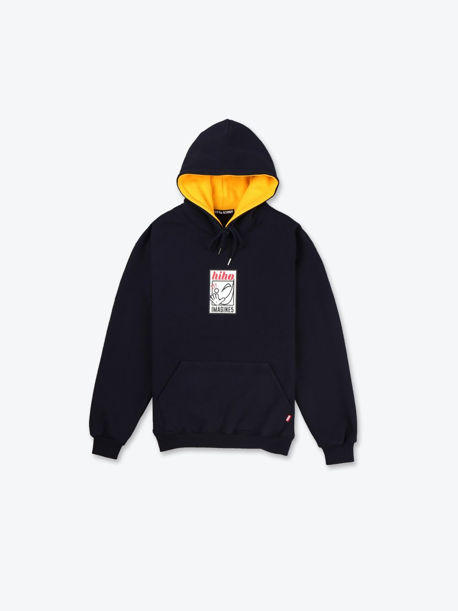HIHO Heavyweight Pullover_navy[기모]