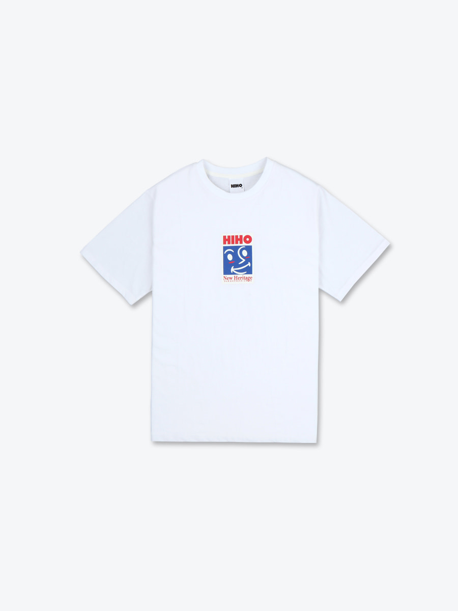 NEW SIGNATURE TEE - WHITE