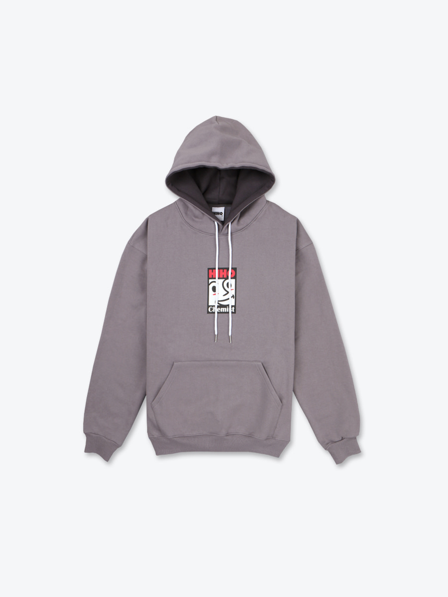 EXPT. HOODIE - WARM GRAY